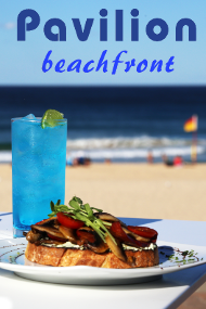 Pavilion Beachfront - Restaurant Maroubra Beach